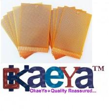 OkaeYa High Quality PCB(General Purpose), set of 10 pcs